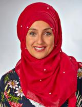 """Bild des persönlichen Kontakts """"Frau Hijazi"""""""