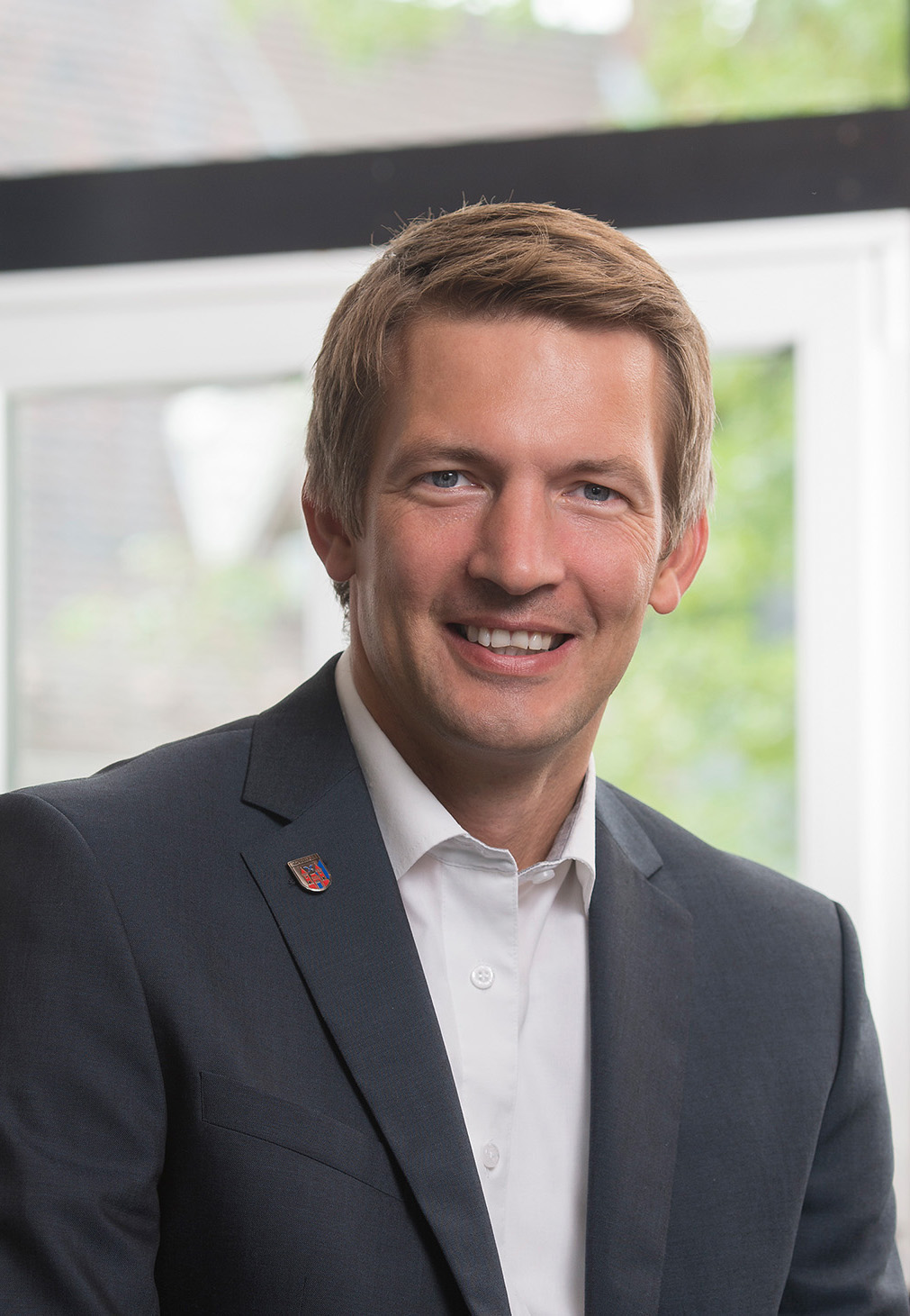 Bürgermeister Stefan Schmutz