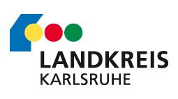 Logo Landratsamt Karlsruhe