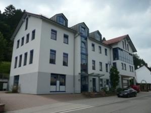 Bild des Wilhelmsfelder Rathauses