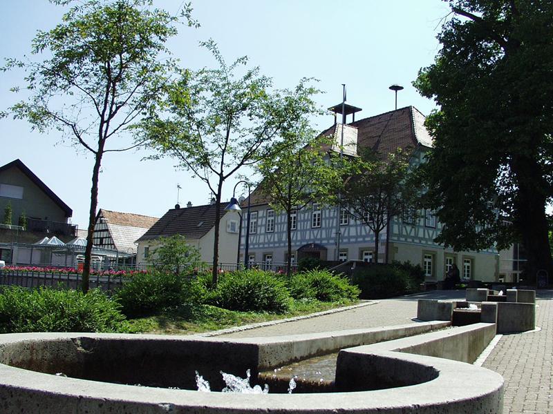 Rathaus Untergruppenbach