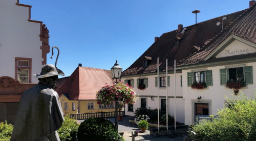 Rathaus Stadt Pfullendorf
