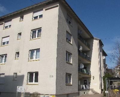 Gesundheitsamt Baden-Baden - Briegelackerstraße 38