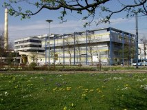 Landratsamt-Hauptgebäude in Heidelberg