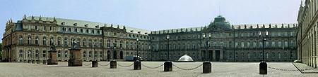 Ministerium für Finanzen und Wirtschaft (Neues Schloss)