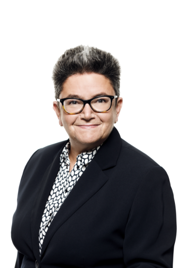 Oberbürgermeisterin Petra Becker