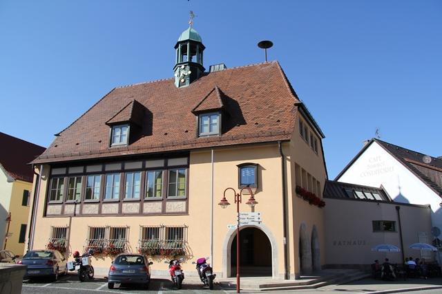 Rathaus Löwenstein