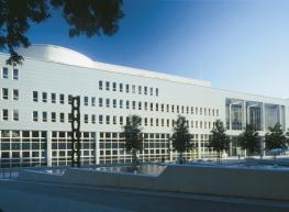Bild des Landratsamt-Gebäudes in der Zähringerallee