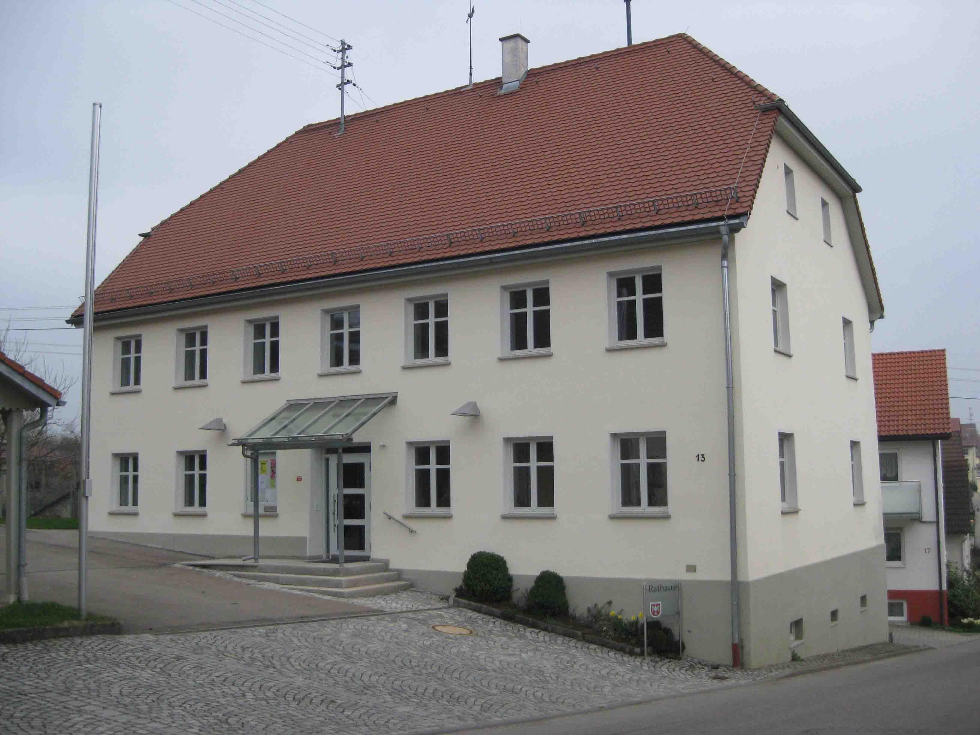 Rathaus Ballendorf
