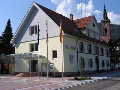 Gemeinde Weisenbach