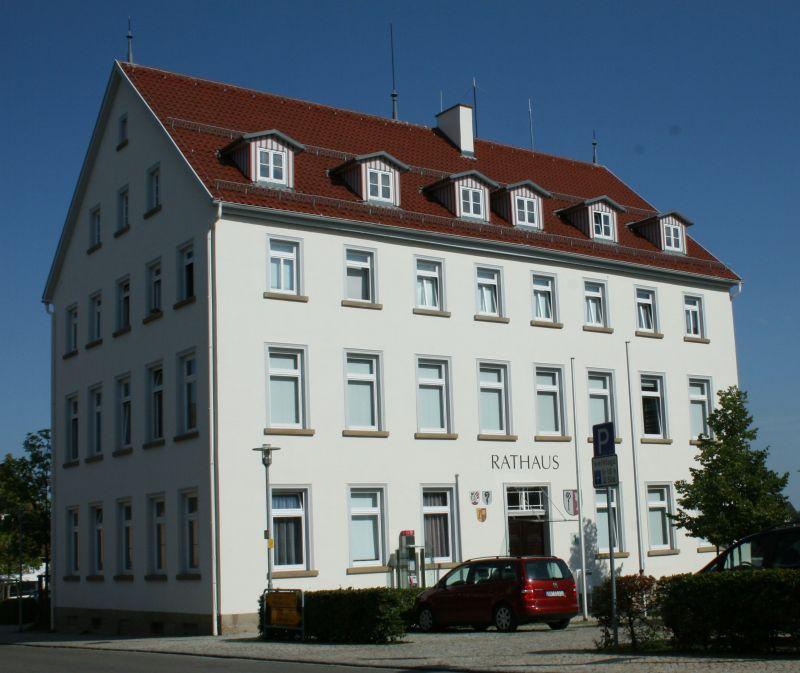 Rathaus Gäufelden-Öschelbronn