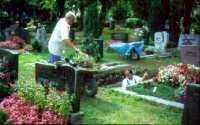 Friedhofsbetrieb