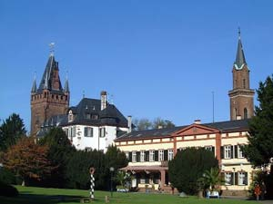 Rathaus im Schloss