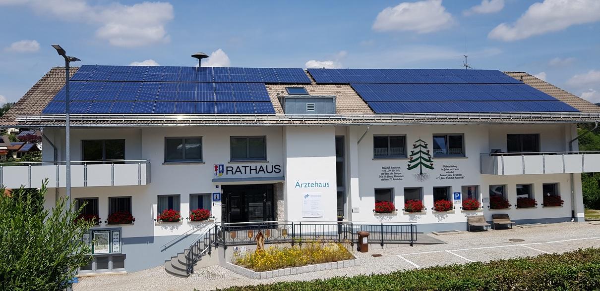 Rathaus Rickenbach
