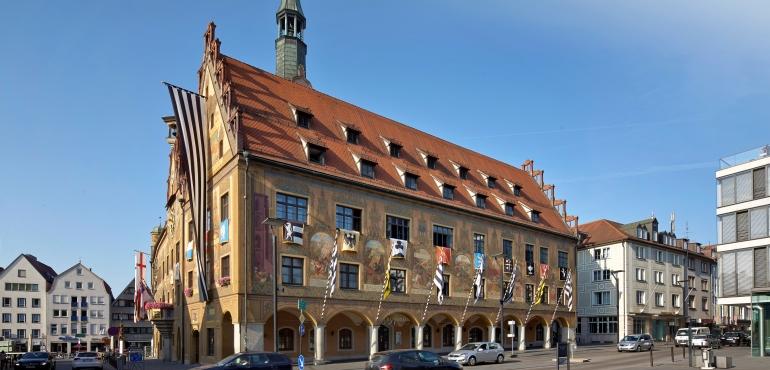 Rathaus Ulm. Foto: Stadt Ulm
