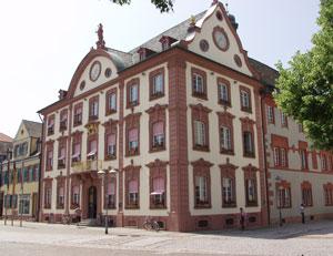 Historisches Rathaus in Offenburg