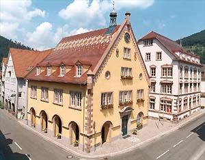 Stadt Hornberg