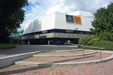 Theater Ulm, Herbert-von-Karajan-Platz 1, 89073 Ulm. Foto: Stadt Ulm