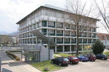 Dienstgebäude Bismarckallee 3
