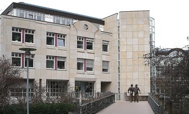 Dienstgebäude Stadtstraße 2