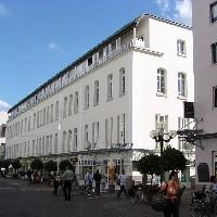 Allgemeiner Sozialer Dienst Gaggenau (Eingang rechts) - Hauptstraße 36a