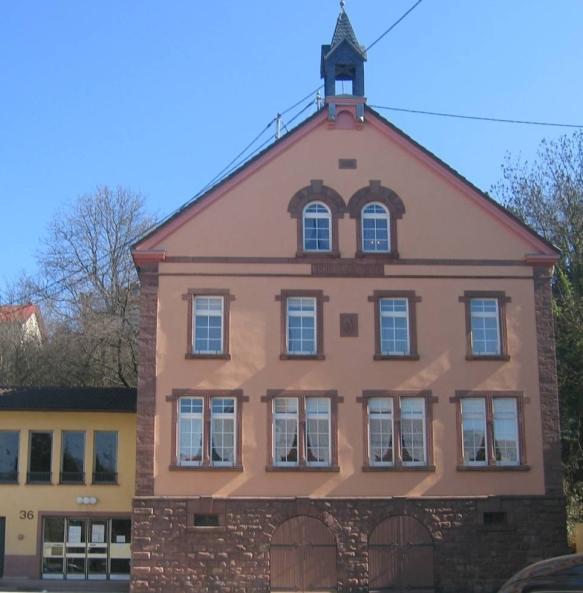 Rathaus/Bürgeramt in Gauangelloch