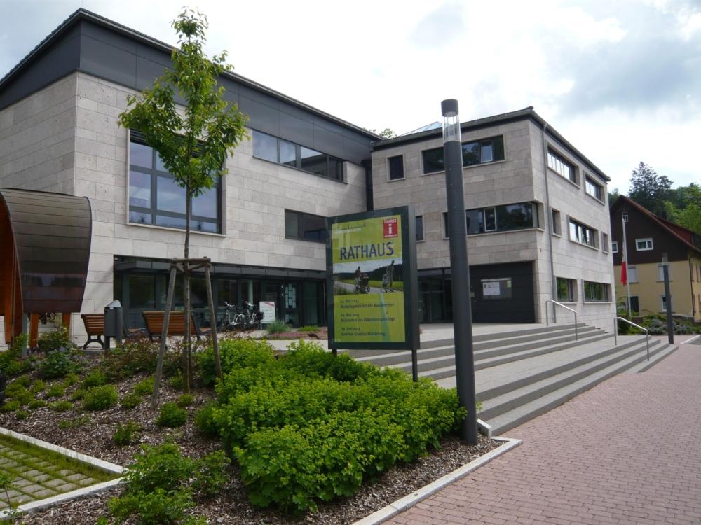 Rathaus Unterkirnach