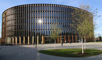 Rathaus im Stühlinger