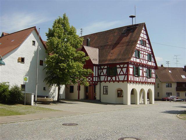 Rathaus Altheim (Alb)