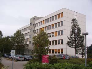 Versorgungsamt in Heidelberg