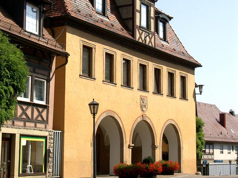 Stadt Forchtenberg