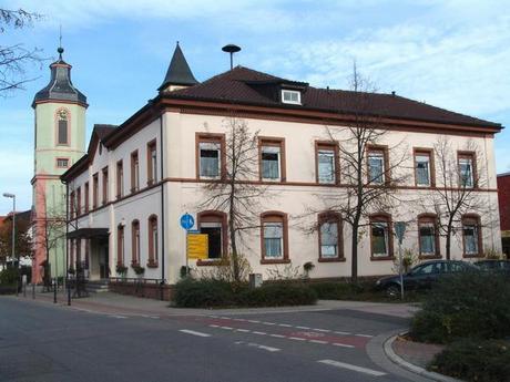 Rathaus Altlußheim