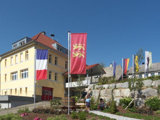 Rathaus Schönwald im Schwarzwald