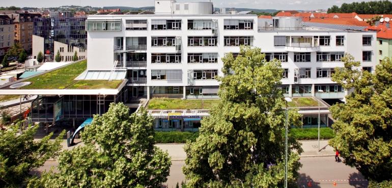 Gebäude Landratsamt Alb-Donau-Kreis, Schillerstraße 30, 89073 Ulm