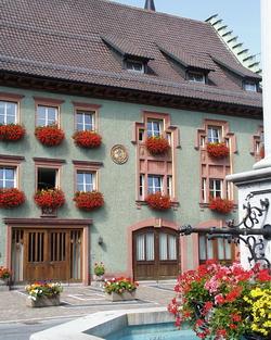 Rathaus Bräunlimgen